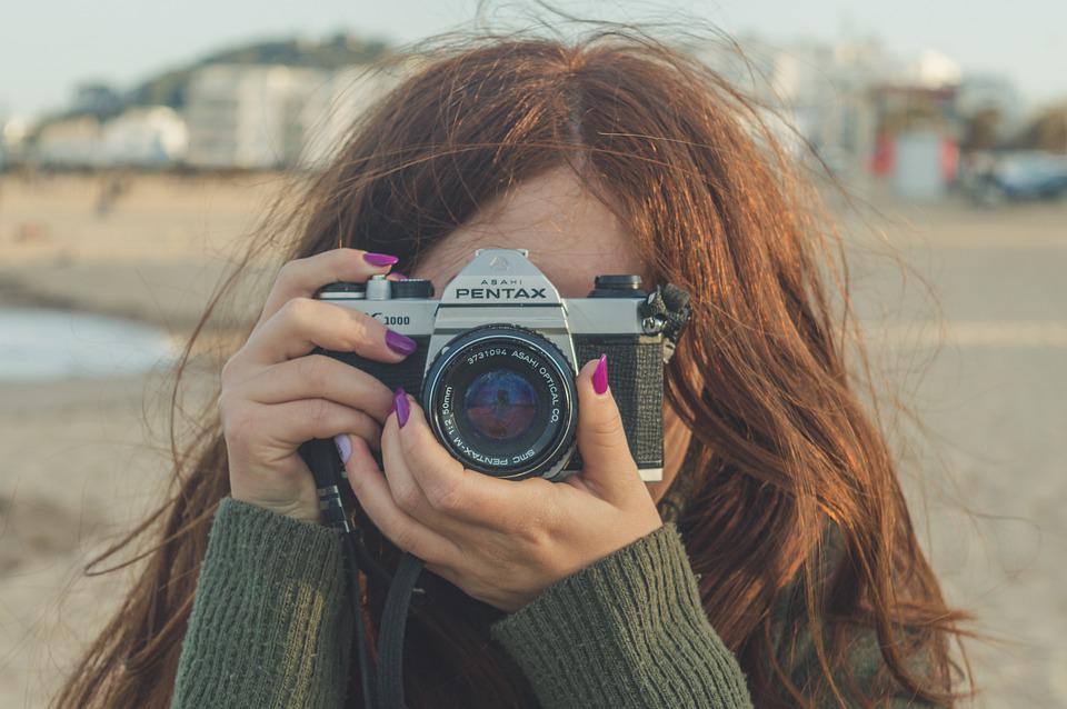 Redhead, Smile, Girl, People, Woman, Hair, Portrait
