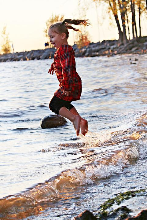 People, Water, Sea, Fun, Summer, Beach, Summer Fun, Joy