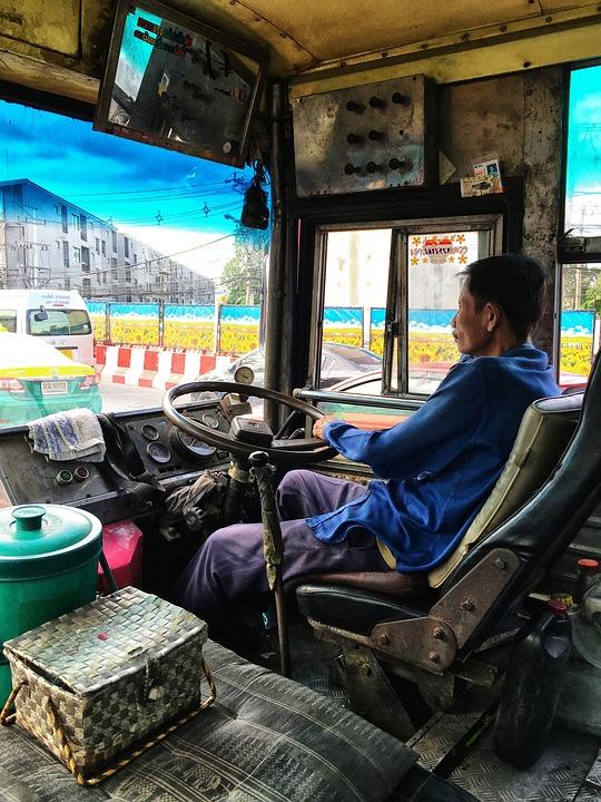 Travel, Driver, Vehicle, Transportation, People, Seat