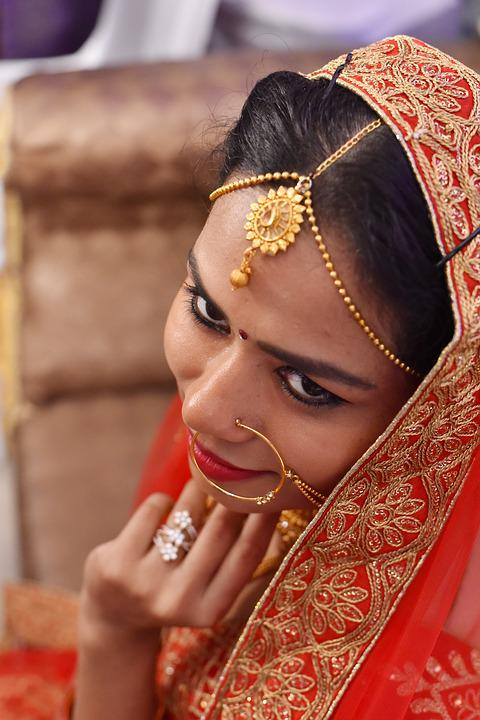 Culture, People, Traditional, Jewelry, Style, Woman