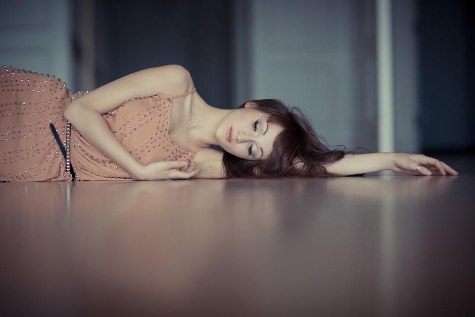 People, Woman, Beauty, Floor, Model, Photoshoot