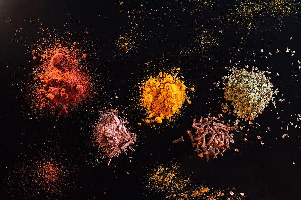 Spices, Spicy, Cook, Pepper, Kitchen, Taste, Herbs
