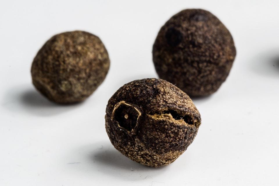 Pepper, Macro, Detail