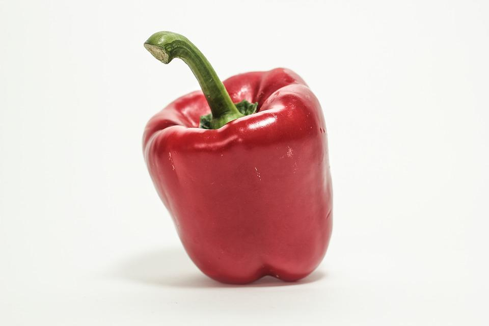 Food, Healthy, Vegetable, Pepper, Freshness, Cooking
