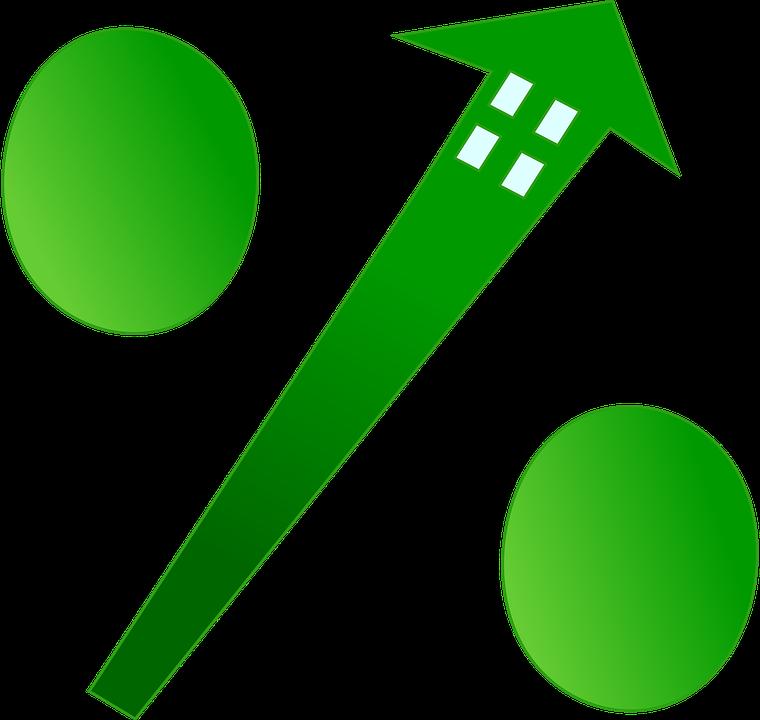 Interest Rate, Interest, Percentage, Percent, Mortgage