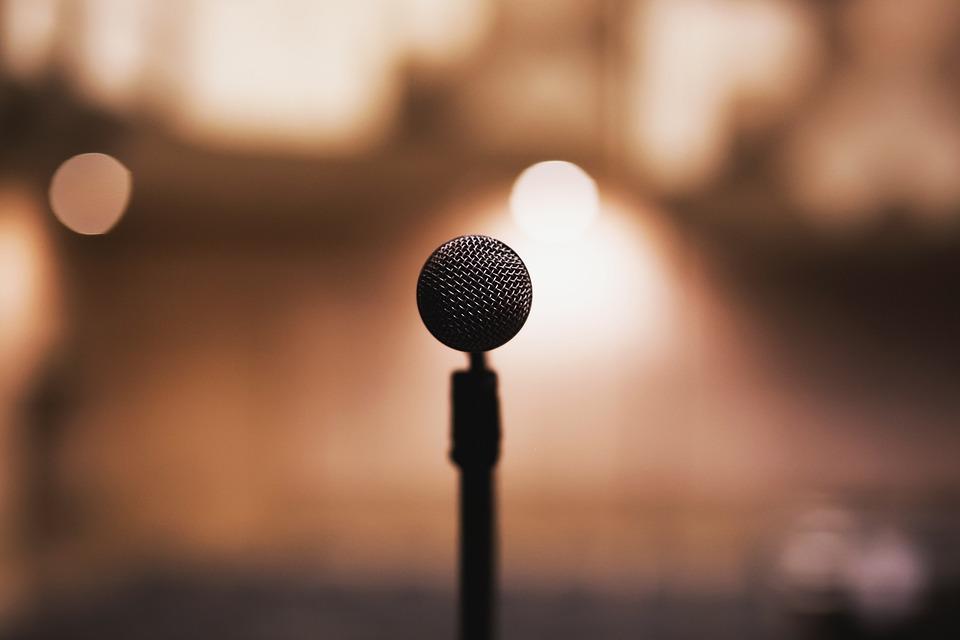 Audio, Concert, Mic, Microphone, Music, Performance
