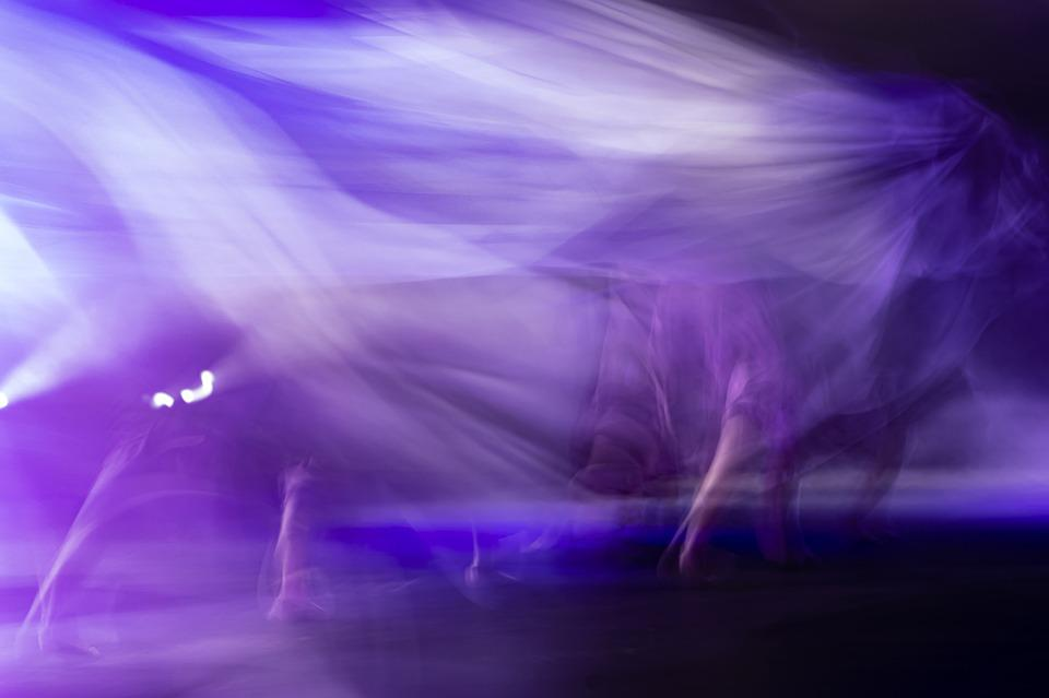 Dance, Music, Colors, Stage, Curtain, Performance, Art