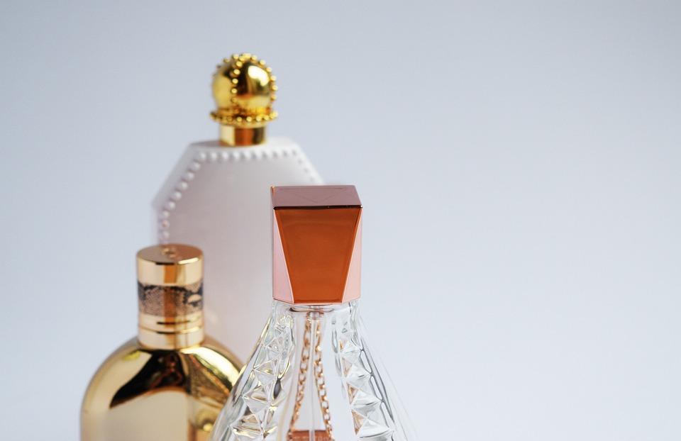 Perfume, Cologne, Bottles, Pink, Girly, Feminine, Women