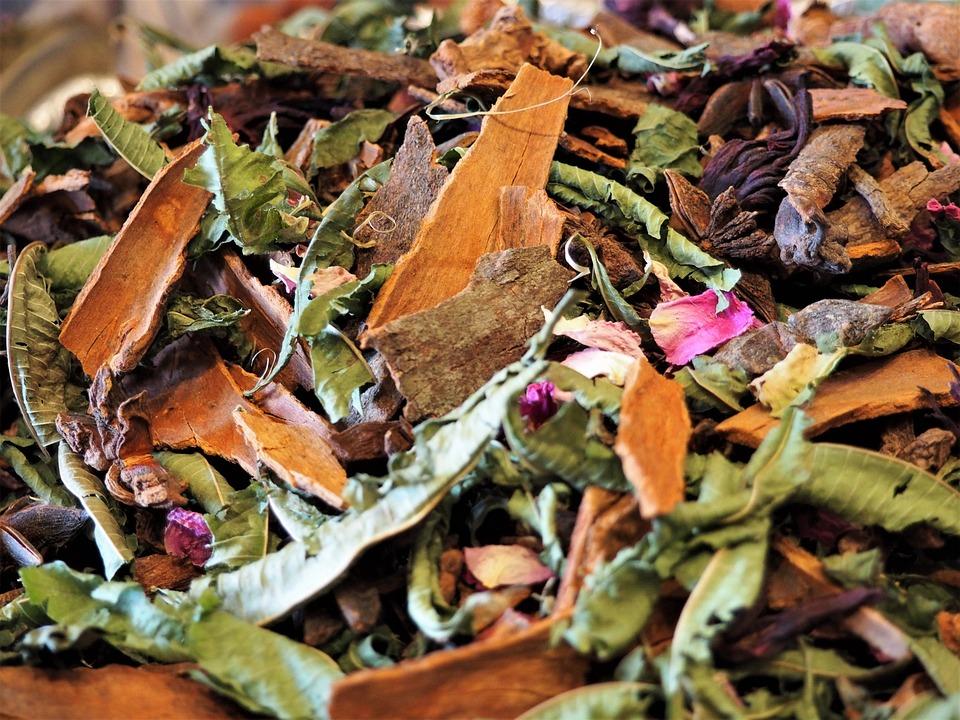 Pot Pourri, Bark, Petals, Petal, Scents, Perfume
