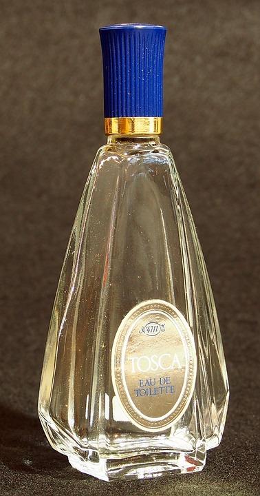 Tosca, Perfume, Bottle, Vintage, Scent, Essential
