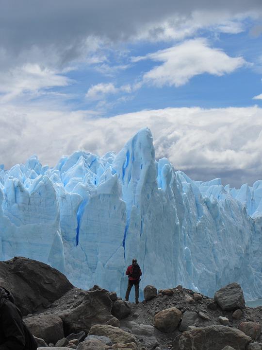 Glacier, Perito Moreno, Ice, Nature