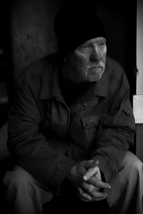 People, Portrait, Street, Homeless, Person, Face, Adult