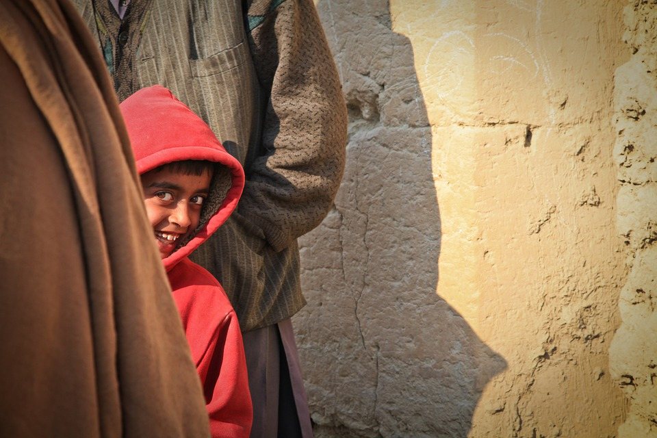 Boy, Person, Afghanistan, People, Happy, Joy, Happiness