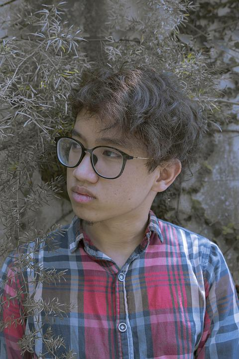 Portrait, People, Adult, Person, Boy, Young, Outdoors