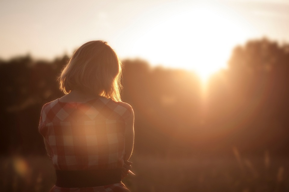 Woman, Person, Sunset, Dreams, Alone, Lonely