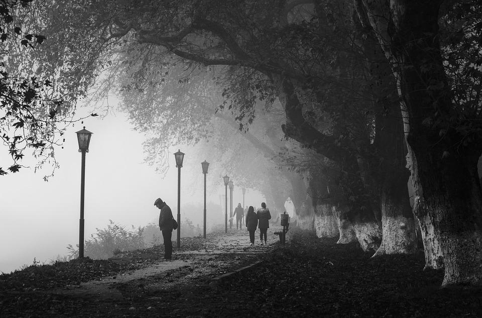 Landscape, Sad, People, Man, Person, Atmosphere, Mood