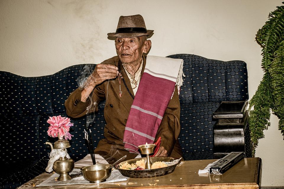 Old, Old Man, Man, Portrait, Senior, Person