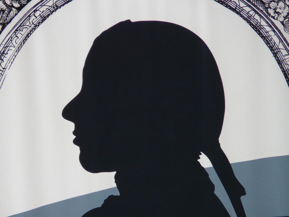 Silhouette, Schiller, Person, Personality