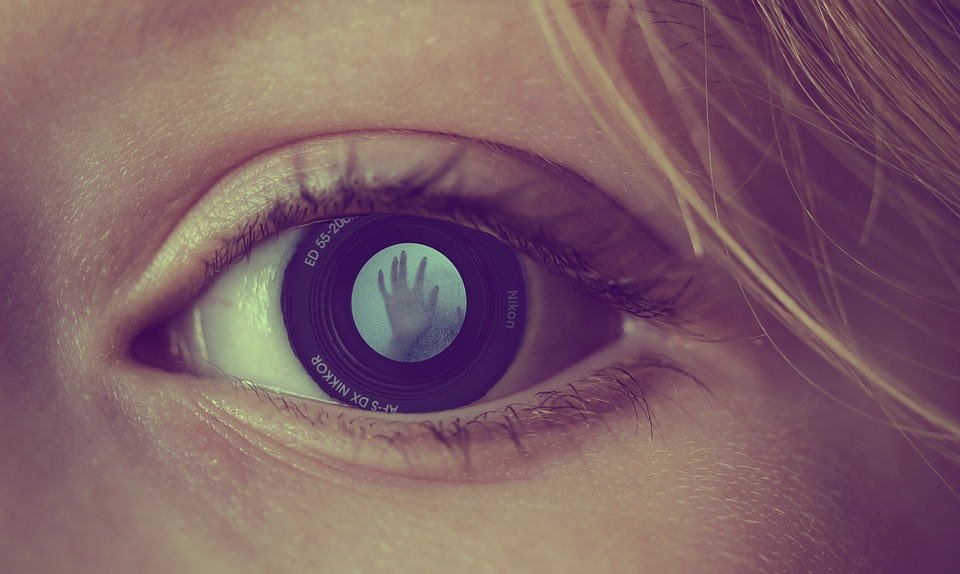 Eye, Human, Eyeball, Vision, Person, Girl, Woman