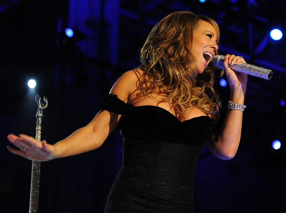 Woman, Mariah Carey, Singer, Entertainer, Person, Girl