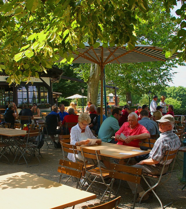 Summer, Beer Garden, Celebrate, Personal, Dining Tables