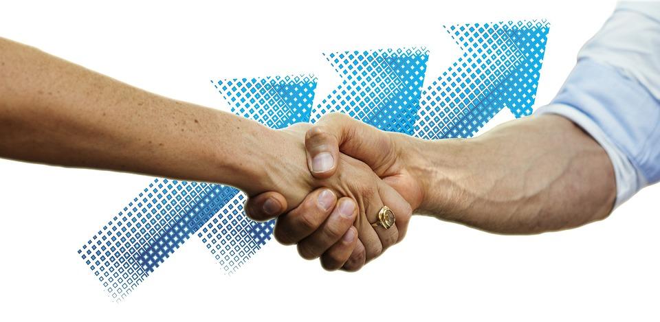 Handshake, Success, Personal, Group, Shaking Hands