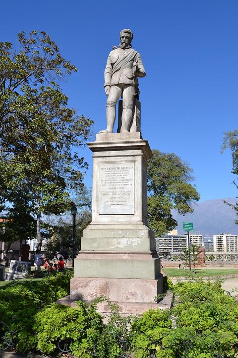 Statue, Monument, Personality, Landmark, Historic
