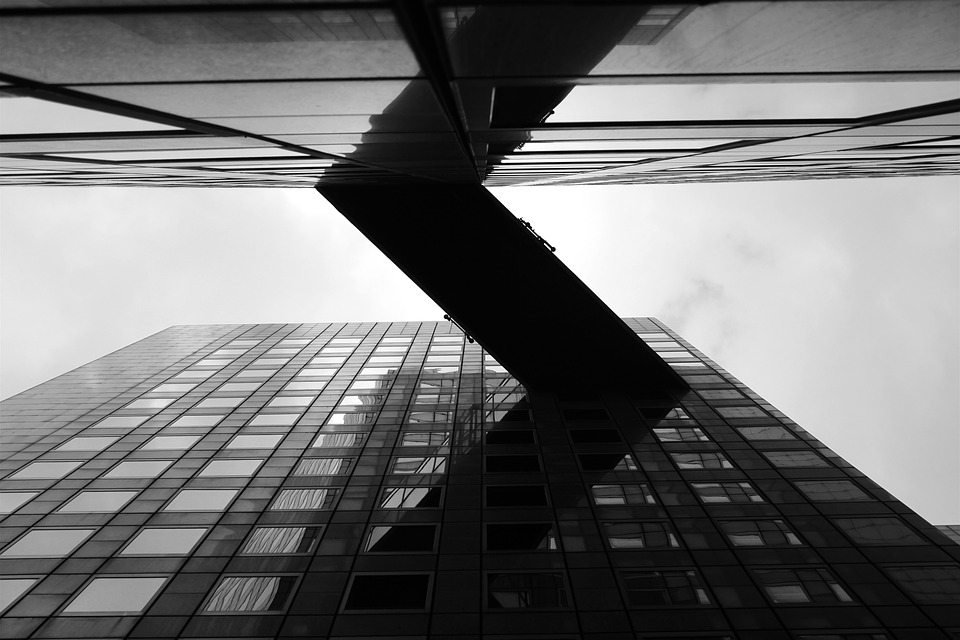 Architecture, Building, Low Angle Shot, Perspective