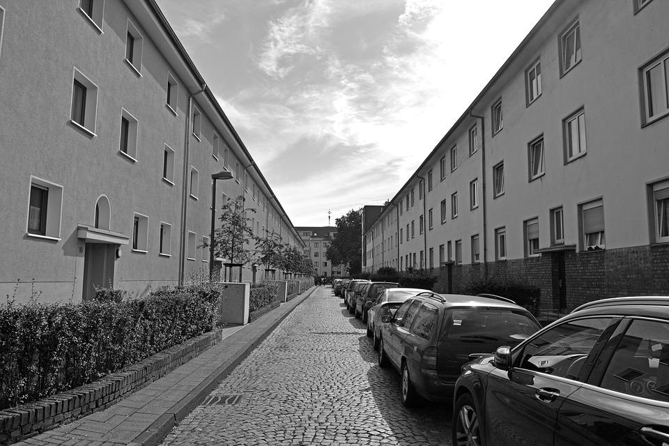 Road, Vanishing Point, Perspective, Cologne