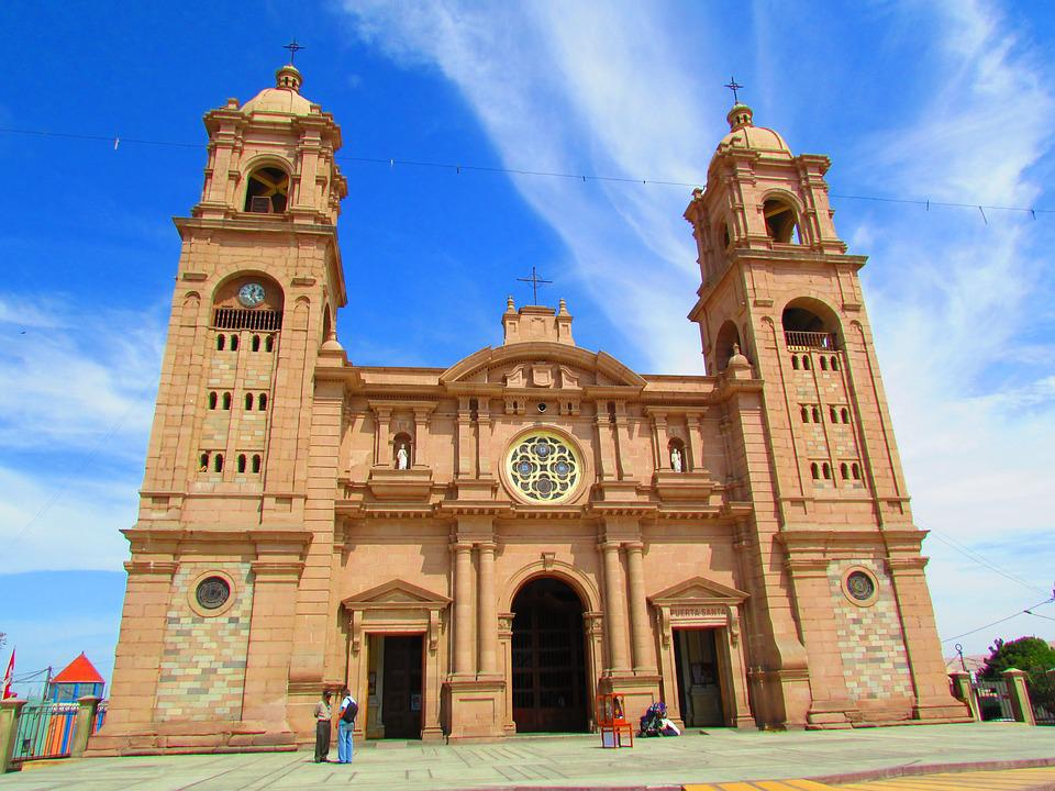 Church, Architecture, Peru