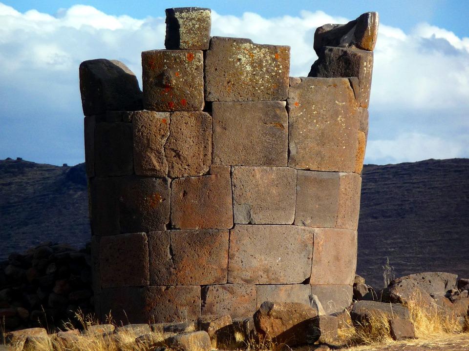Ruin, Inca, Peru