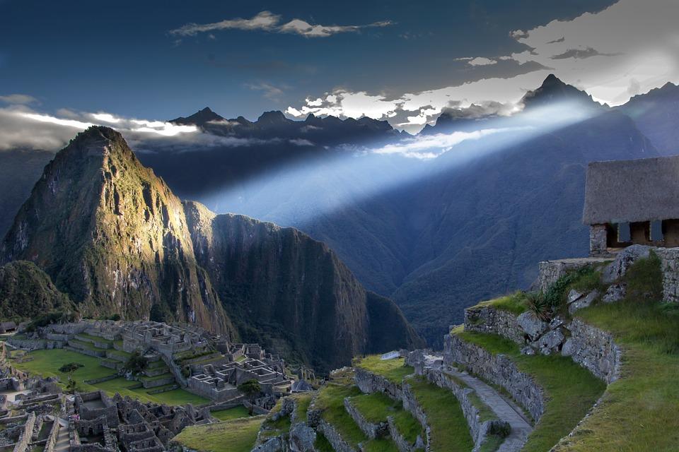 Peru, Machu Picchu, Inca, Landscape, Travel, Mountain