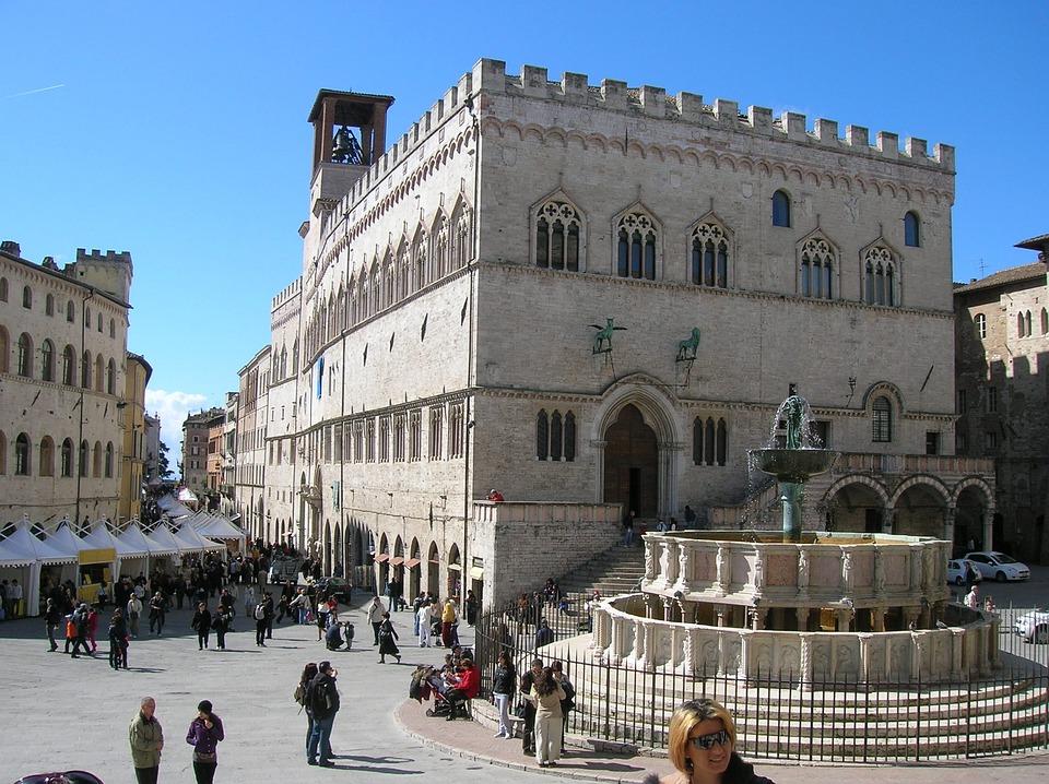 Italia, Umbria, Perugia