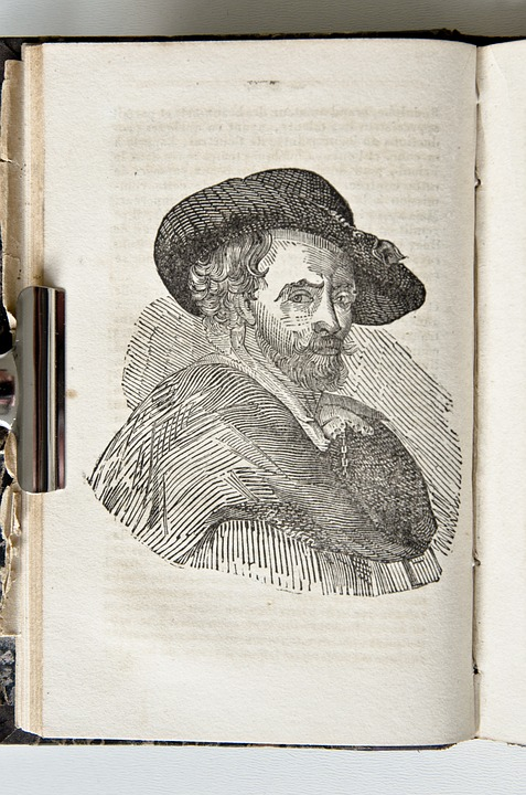 Peter Paul Rubens, Painter, Portrait, Paul, Peter
