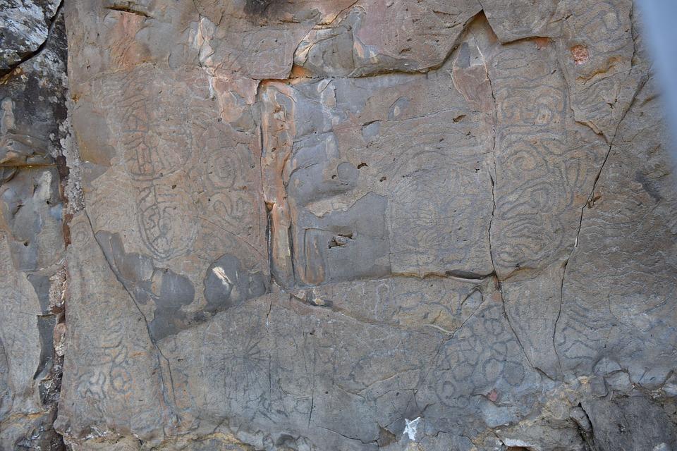 Petroglyphs, Petroglyphs Fajana, El Paso, La Palma