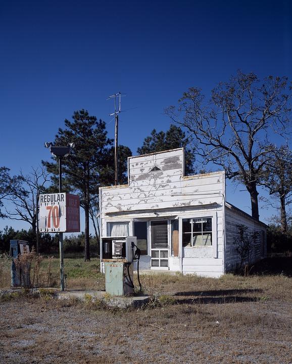 Petrol Stations, Gas Pump, Petrol, Gas, Refuel, Fuel