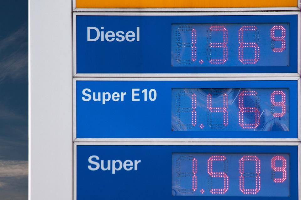 Gasoline Prices, Petrol, Fuel, Petrol Stations, Refuel