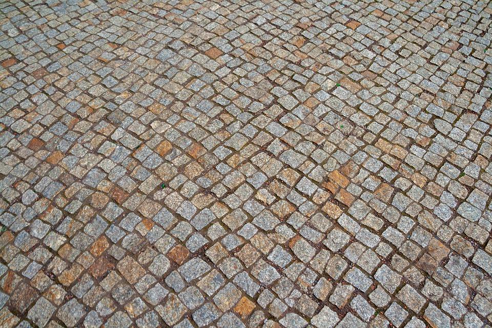 Textur, Stones, Abstract, Pflastersteine