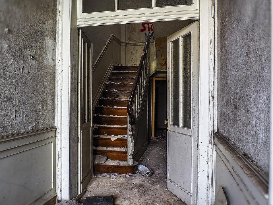 Lost Places, Building, Pforphoto, Broken, Old