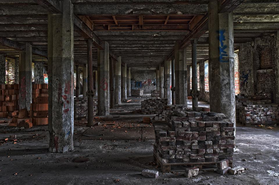 Lost Places, Building, Pforphoto, Abandoned, Old