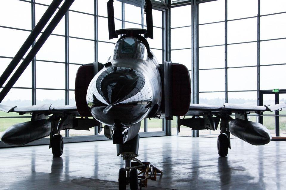 Phantom 2, Mcdonnell Douglas, F4 E, Fighter Aircraft