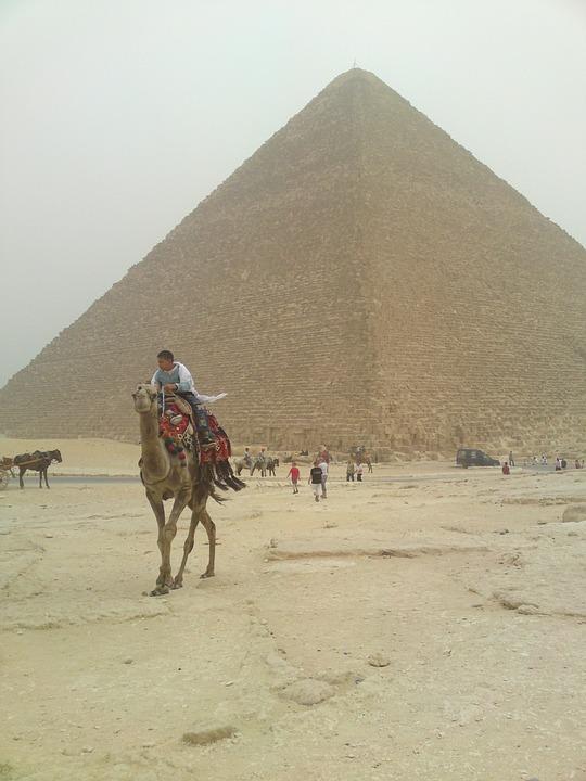 Pyramid, Egypt, Pharaohs