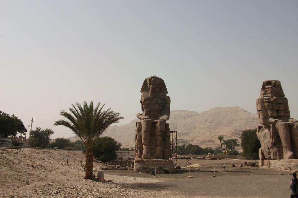 Egypt, Luxor, Famous, Old, Pharaohs, Pharaonic