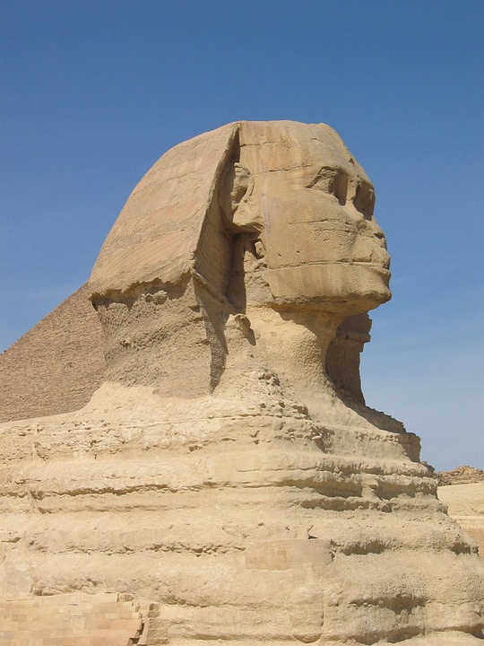 Sphinx, History, Egypt, Vaction, Travel, Pharaonic
