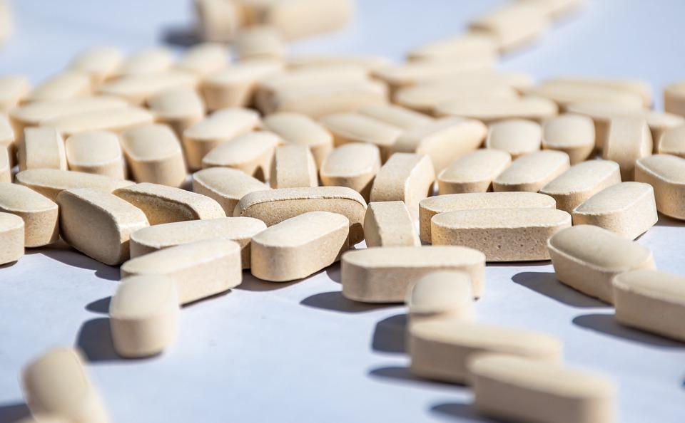 Tablets, Vitamins, Pharmacy, Pills, Supplement, Medical