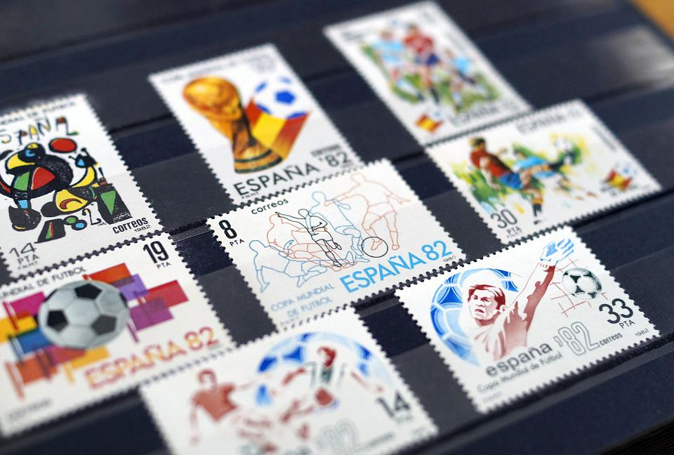 Stamps, Collection, Philately, Stamp Collection