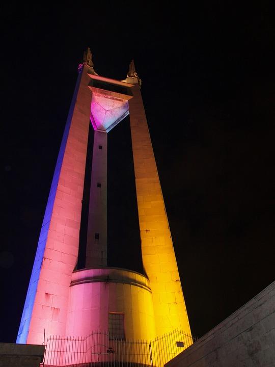 Monument, Philippines, Quezon City, Landmark
