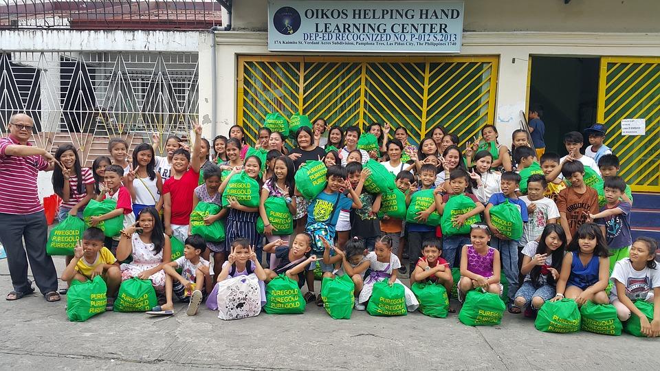 Oikos Helping Hand, Philippines, Singapore