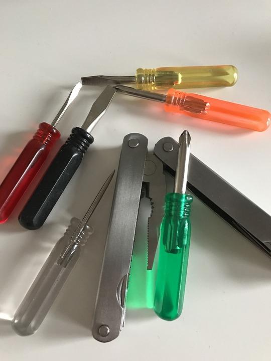 Tools, Screwdriver, Phillips Screwdriver