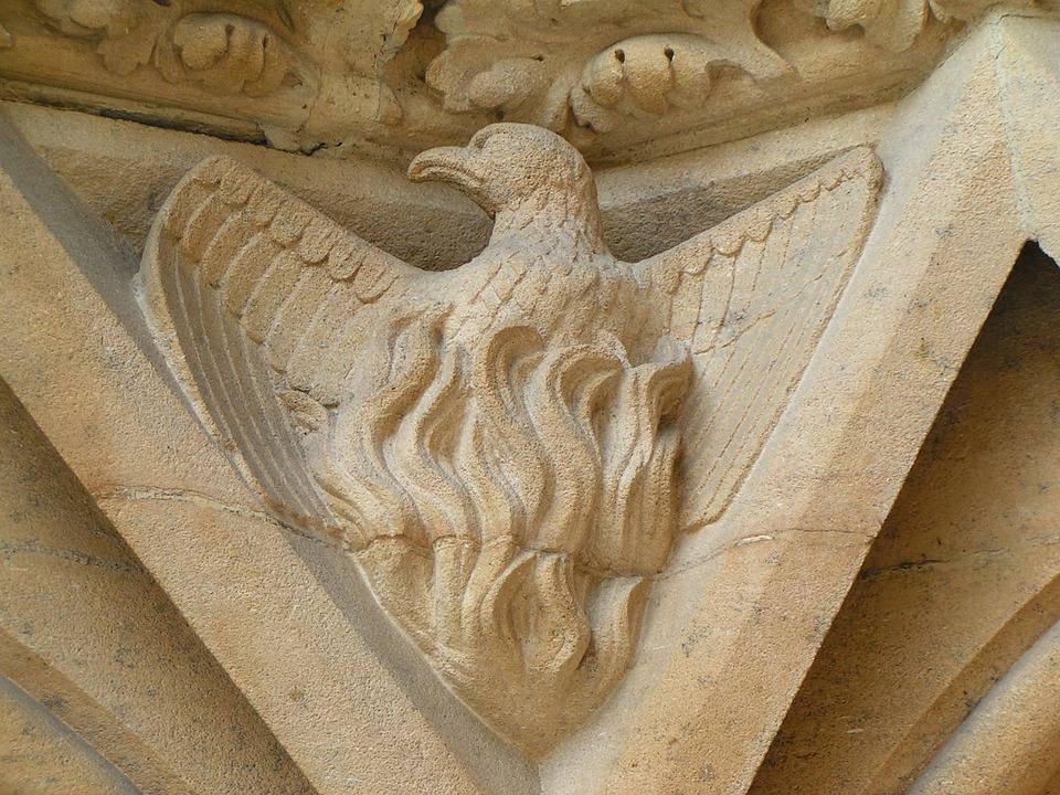 Phoenix, Metz, Cathedral